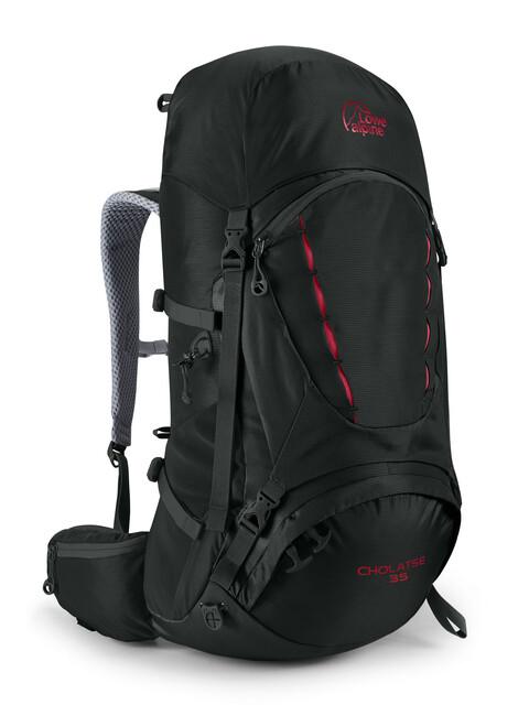 Lowe Alpine M's Cholatse 35 Backpack Black